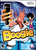 Boogie box art