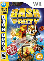Boom Blox: Bash Party box art