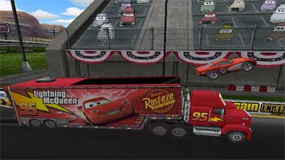 Cars Race-O-Rama screenshot