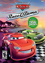 Cars Race-O-Rama box art