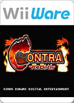 Contra ReBirth box art