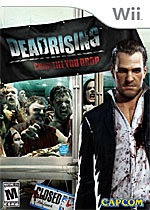 Dead Rising: Chop Till You Drop box art