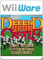 Defend Your Castle box art