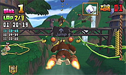 Donkey Kong: Barrel Blast screenshot