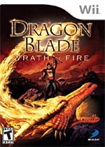 Dragon Blade: Wrath of Fire box art