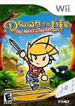 Drawn to Life: The Next Chapter box art