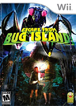 Escape from Bug Island box art