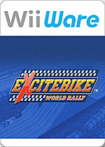 Excitebike: World Rally box art