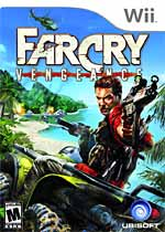 Far Cry: Vengeance box art