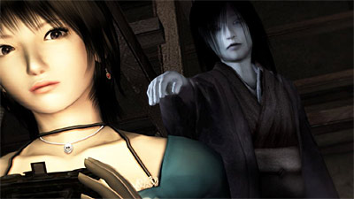 Fatal Frame: Mask of the Lunar Eclipse screenshot