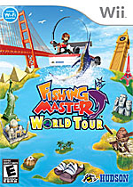 Fishing Master World Tour box art