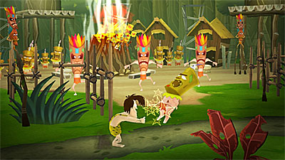 George of the Jungle and the Search for the Secret screenshot