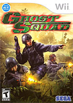 Ghost Squad box art