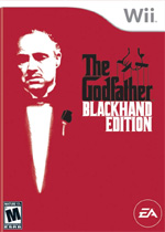 The Godfather: Blackhand Edition box art
