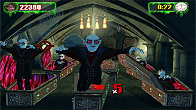 Goosebumps Horrorland screenshot