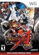 Guilty Gear XX: Accent Core Plus box art