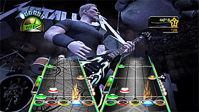 Guitar Hero: Metallica screenshot