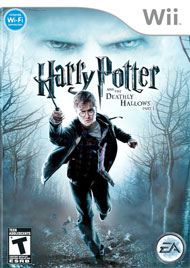 Harry Potter and the Deathly Hallows: Part 1 Box Art