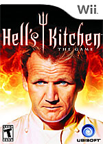 Hell's Kitchen box art