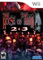 House of the Dead 2 & 3 Return box art