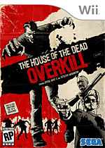 The House of the Dead: Overkill box art