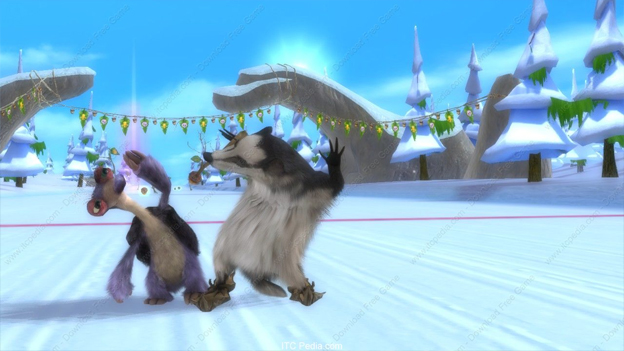 Ice Age: Continental Drift – Arctic Games Screenshot
