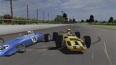 Indianapolis 500 Legends screenshot
