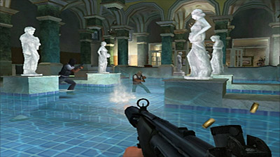 James Bond: Quantum of Solace screenshot