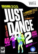 Just Dance 2 box art