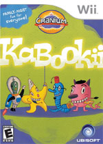 Cranium: Kabookii box art