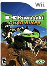 Kawasaki Quad Bikes box art
