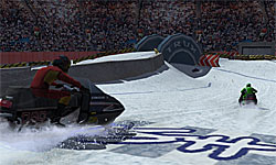 Kawasaki Snowmobiles screenshot