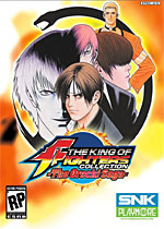 The King of Fighters Collection: The Orochi Saga box art