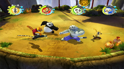Kung Fu Panda: Legendary Warriors screenshot