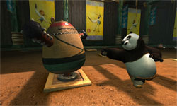 Kung Fu Panda screenshot