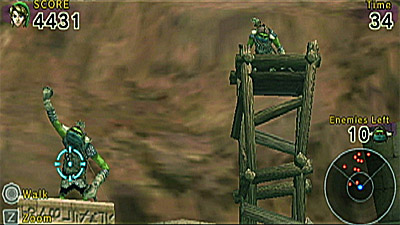 Link's Crossbow Training screenshot