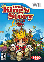 Little King's Story box art