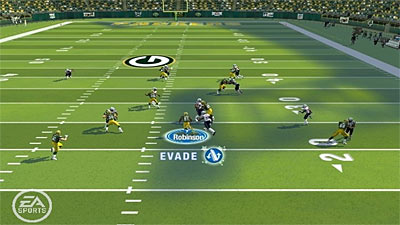Madden NFL 09: All-Play screenshot