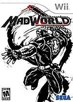 MadWorld box art