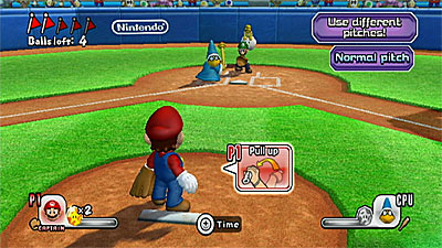 Mario Super Sluggers screenshot