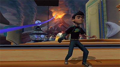 Meet the Robinsons screenshot