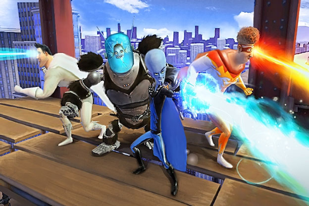 Megamind: Mega Team Unite screenshot