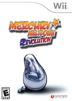 Mercury Meltdown Revolution box art