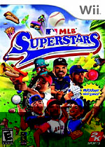 MLB Superstars box art