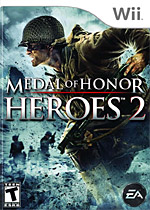 Medal of Honor: Heroes 2 box art