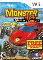 Monster 4x4 box