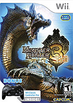 Monster Hunter Tri box art