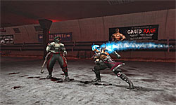 Mortal Kombat Armageddon screenshot