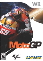 Moto GP box art