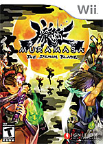 Muramasa: The Demon Blade box art
